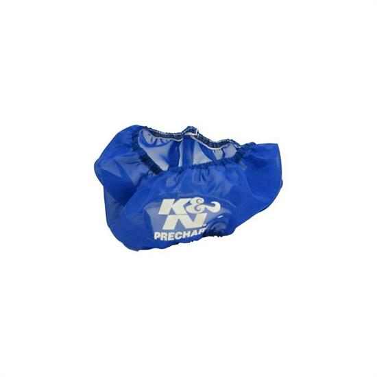 K&N E-3530PL PreCharger Air Filter Wrap, 3in Tall, Blue