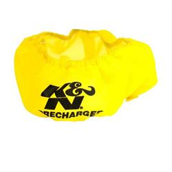 K&N E-3530PY PreCharger Air Filter Wrap, 3in Tall, Yellow