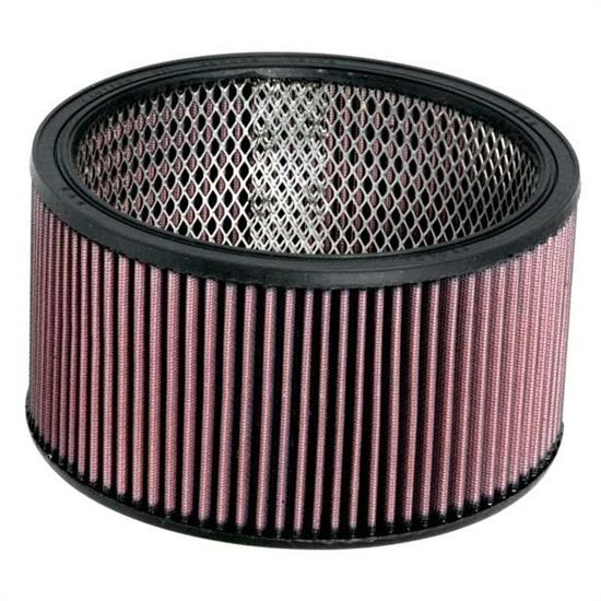 K/&N Filters 58-1191 Custom Air Cleaner Assembly