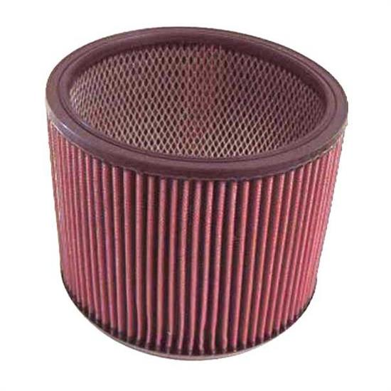 K&N E-3657 Lifetime Performance Air Filter, 7in Tall, Round