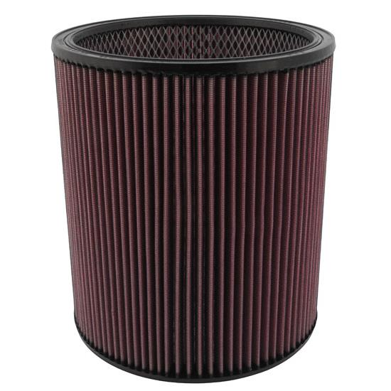 K&N E-3660 Lifetime Performance Air Filter, 10in Tall, Round