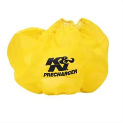 K&N E-3690PY PreCharger Air Filter Wrap, 6in Tall, Yellow