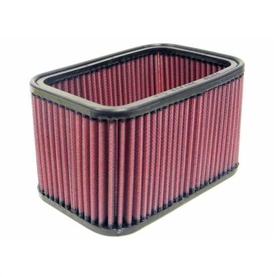 K&N E-3954 Lifetime Performance Air Filter, 4.125in Tall, Rectangular