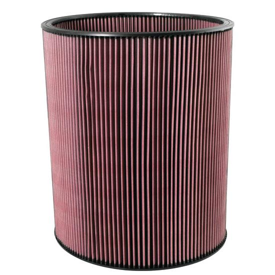 K&N E-3974 Lifetime Performance Air Filter, 20in Tall, Round