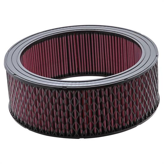 K&N E-3978XD Lifetime Performance Air Filter, 5in Tall, Round