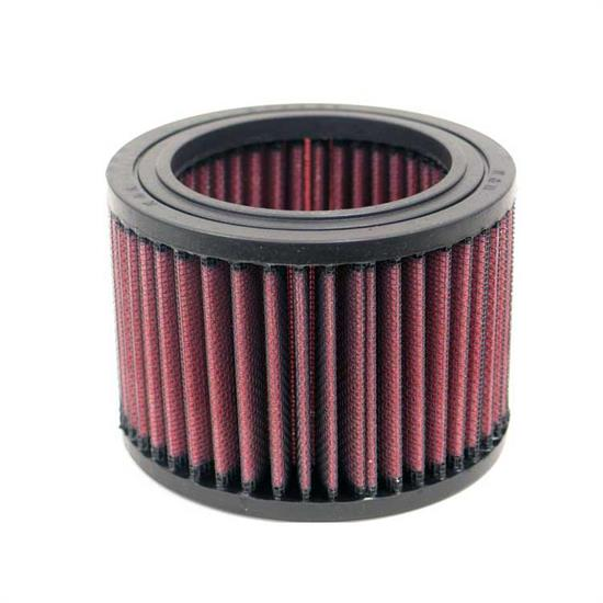 K&N E-4420 Lifetime Performance Air Filter, 3.313in Tall, Round