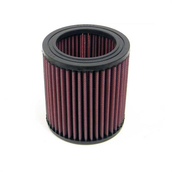 K&N E-4430 Lifetime Performance Air Filter, 4.875in Tall, Round
