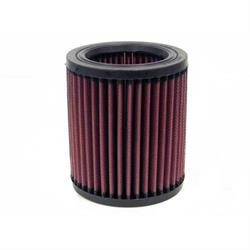 K&N E-4450 Lifetime Performance Air Filter, 4.875in Tall, Round