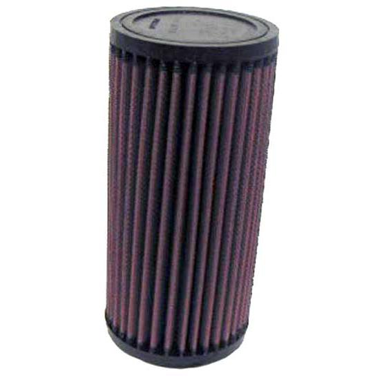 K&N E-4495 Lifetime Performance Air Filter, 7.25in Tall, Round