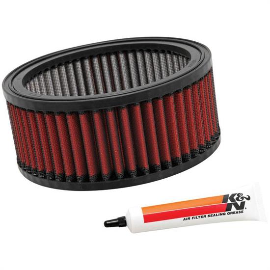K&N E-4518 Lifetime Performance Air Filter, Kohler 12HP-25HP