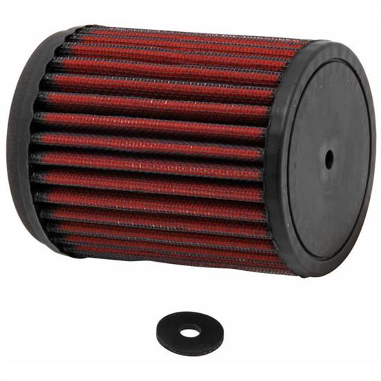 K&N E-4527 Lifetime Performance Air Filter, 4.25in Tall, Round