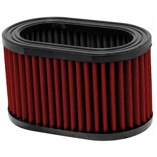 K&N E-4551 Industrial Air Filter, 4in Tall, Oval