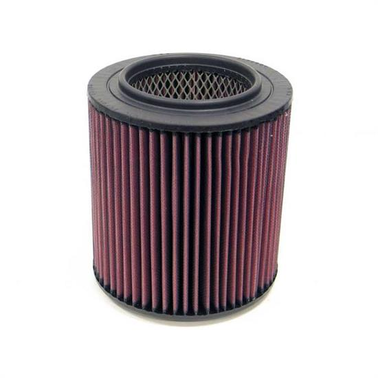 K&N E-4610 Lifetime Performance Air Filter, 7.063in Tall, Round