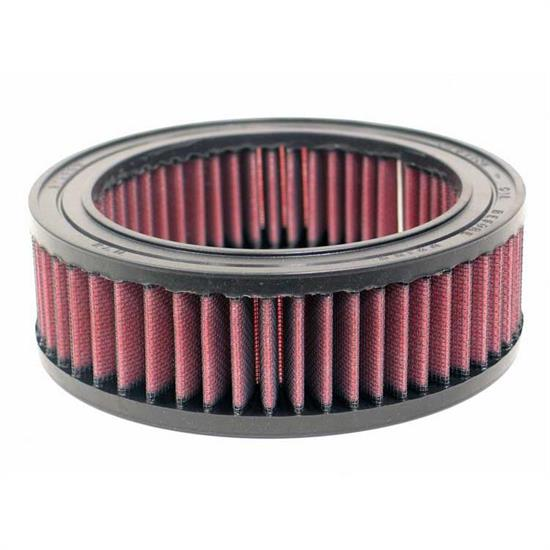 K&N E-4640 Lifetime Performance Air Filter, 2.25in Tall, Round