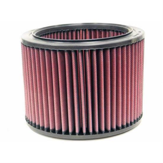 K&N E-4690 Lifetime Performance Air Filter, 5.5in Tall, Round