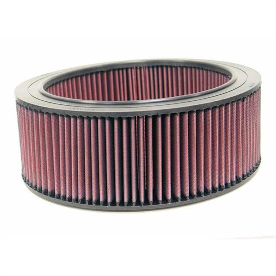 K&N E-4834 Lifetime Performance Air Filter, 4.313in Tall, Round
