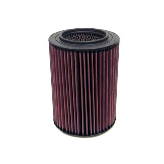 K&N E-9011 Lifetime Performance Air Filter, 9.125in Tall, Round