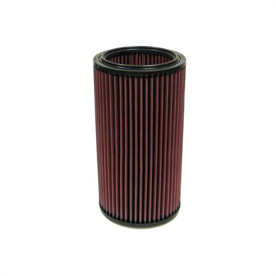 K&N E-9053 Lifetime Performance Air Filter, 9.938in Tall, Round