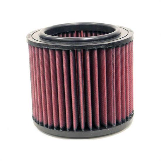K&N E-9108 Lifetime Performance Air Filter, Bedford 1.8-2.5, Ford 95-98