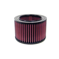 K&N E-9140 Lifetime Performance Air Filter, Saab 2.1L, VW 2.1L