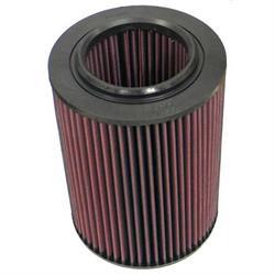 K&N E-9187 Lifetime Performance Air Filter, VW 1.8L-2.5L