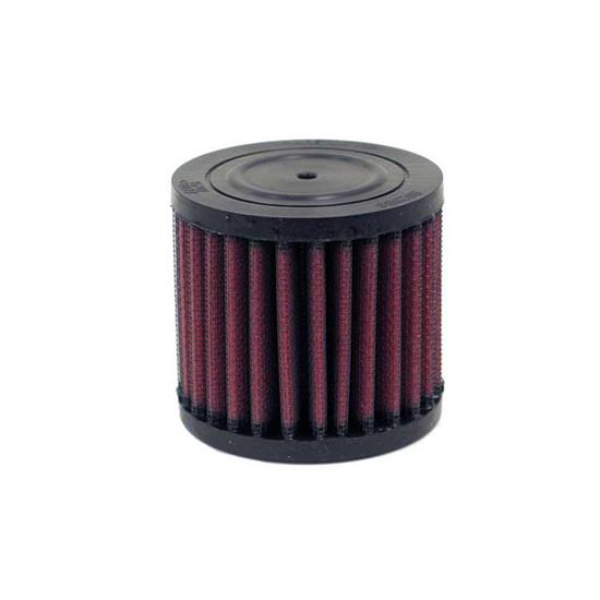K&N E-9234 Lifetime Performance Air Filter, 2.688in Tall, Round