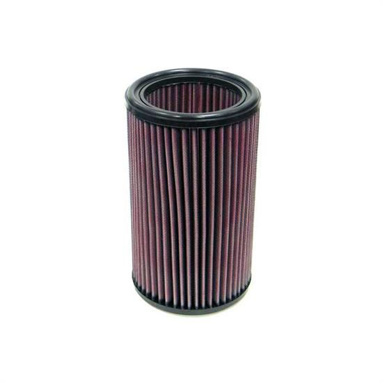 K&N E-9237 Lifetime Performance Air Filter, 8.625in Tall, Round