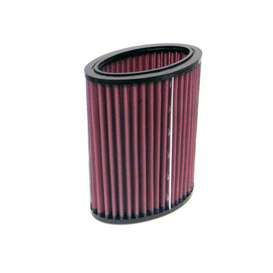 K&N E-9241 Lifetime Performance Air Filter, Citroen 1.4L, Peugeot 1.4L