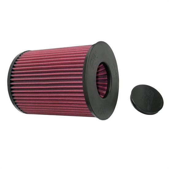 K&N E-9289 Air Filter, 7.688in Tall, Round Reverse Tapered