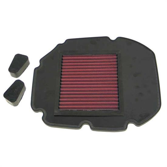 K&N HA-0011 Powersports Air Filter, Honda 1000