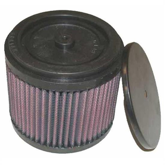 K&N HA-0301 Powersports Air Filter, Honda 11HP-8HP