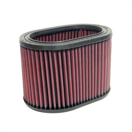 K&N HA-0800 Powersports Air Filter, Honda 1000