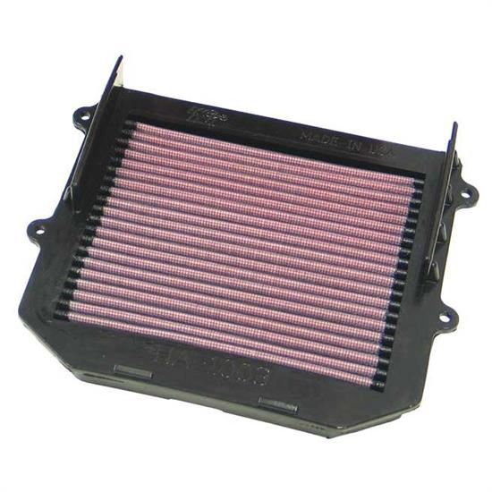 K&N HA-1003 Powersports Air Filter, Honda 1000