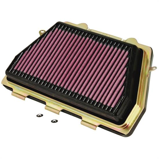 K&N HA-1008 Powersports Air Filter, Honda 999