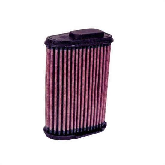 K&N HA-1013-1 Powersports Air Filter, Honda 1006