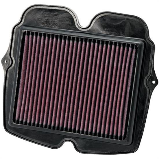 K&N HA-1110 Powersports Air Filter, Honda 1237