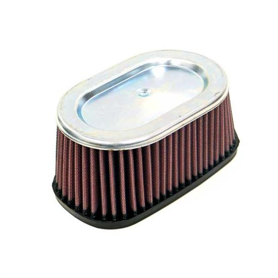 K&N HA-1303 Powersports Air Filter, Honda 500