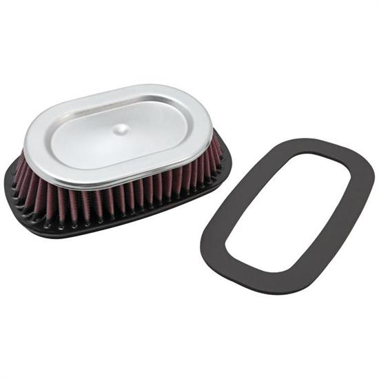 K&N HA-1314 Powersports Air Filter, Honda 397-400