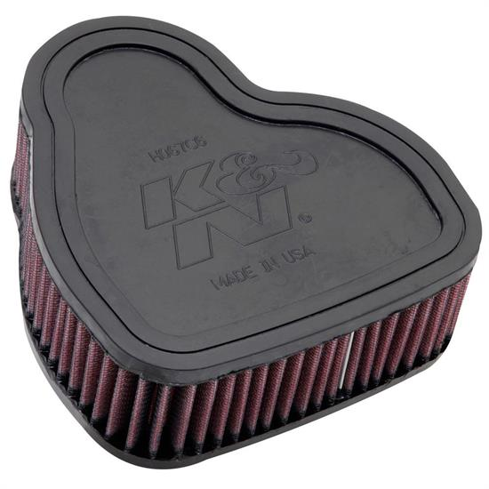 K&N HA-1330 Powersports Air Filter, Honda 1284-1300