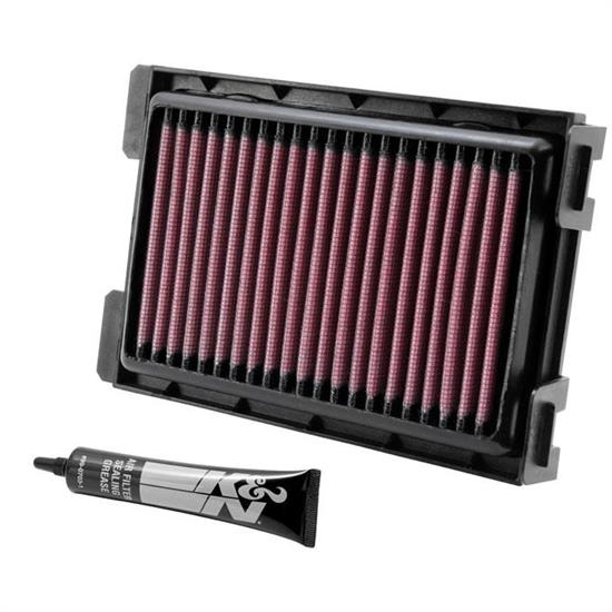 K&N HA-2511 Powersports Air Filter, Honda 249-286