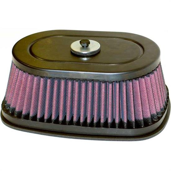 K&N HA-2584 Powersports Air Filter, Honda 200-250