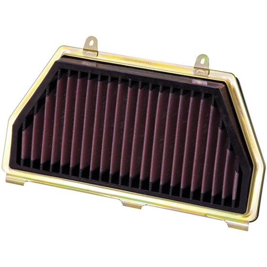 K&N HA-6007R Race Specific Air Filter, Honda 599-600