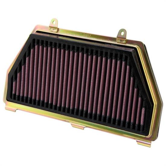 K&N HA-6007 Powersports Air Filter, Honda 599-600