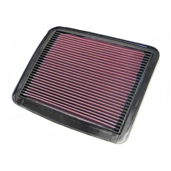 K&N HA-6087 Powersports Air Filter, Honda 600