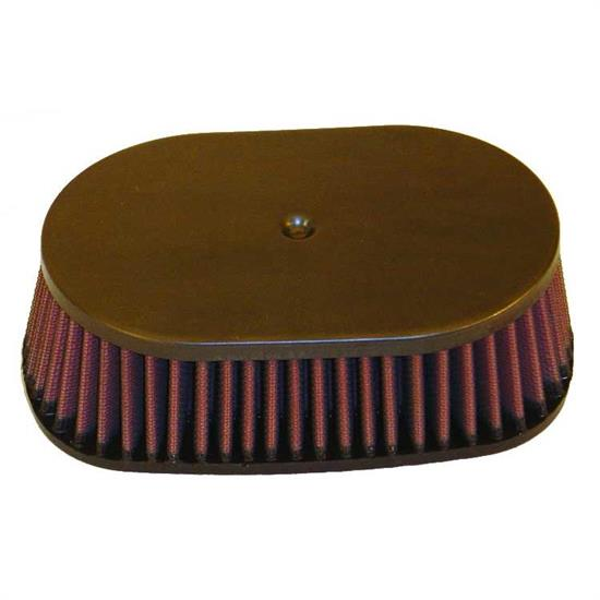K&N HA-6592 Powersports Air Filter, Honda 650