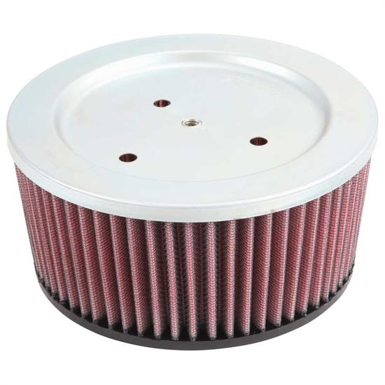 K&N HD-0700 Powersports Air Filter, 3.25in Tall, Reverse Conical