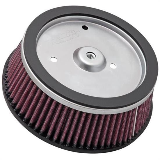 K&N HD-0800 Powersports Air Filter, Harley Davidson 103-95 CI