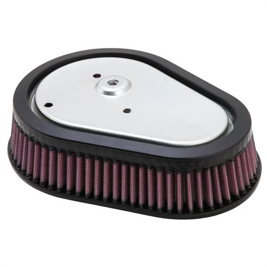 K&N HD-0808 Powersports Air Filter, 2.125in Tall