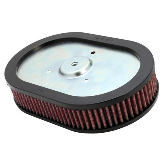 K&N HD-0910 Powersports Air Filter, Harley Davidson 103-110 CI