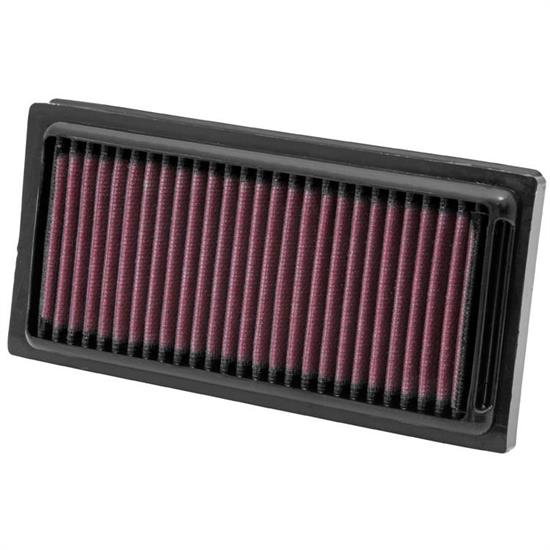 K&N HD-1208 Powersports Air Filter, Harley Davidson 74